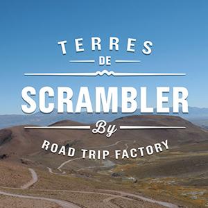 Road Trip Factory-Terres de scrambler
